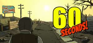 60 Seconds! £1.74 at -75% @ Steam