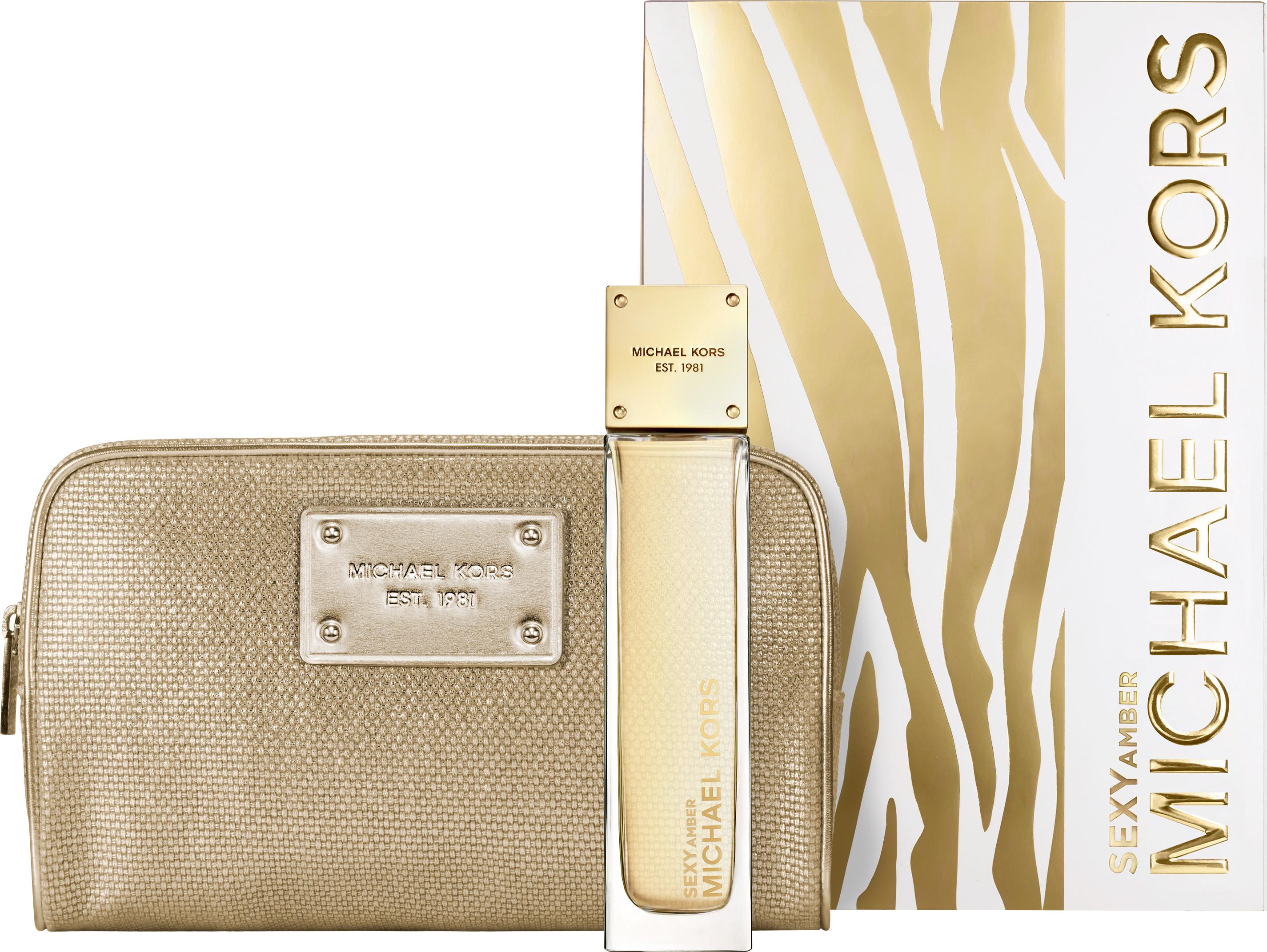 Michael Kors Sexy Amber Eau de Parfum Spray 100ml Gift Set £30.75 delivered w/code @ Escentual