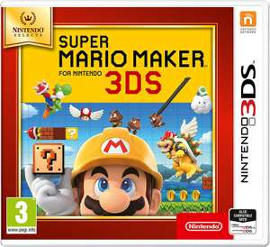 Super Mario Maker / Donkey Kong Country Returns / Animal Crossing New Leaf Welcome Amiibo  (Nintendo 3DS) £13.85 Delivered @ Base