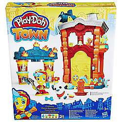Play-Doh Town Firehouse Playset  £11 Delivered @ Tesco Direct / Sold by The Entertainer