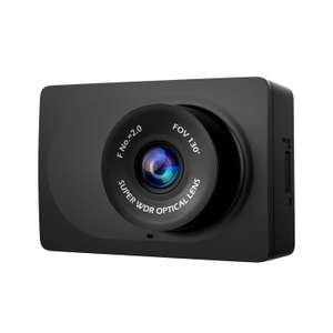 "YI Compact Dash Cam, 1080P Full HD Car Dashboard Camera with 2.7"" LCD Screen £25.99 Sold by YI Official Store UK and Fulfilled by Amazon"