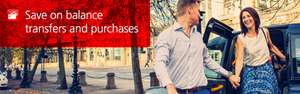 Santander Everyday credit card: 0% on balance transfers for 27 months, zero BT fee