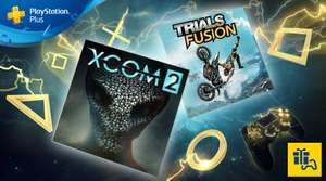 PlayStation Plus for June - XCOM 2 / Trials Fusion / Ghost Recon Future Soldier / Zombie Driver HD / Squares / Atomic Ninjas - Now live