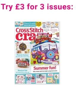 £3 for 3 Issues of Various Craft Magazines @ Buy subscriptions