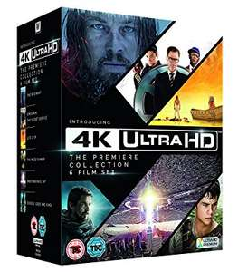 4k The Premiere Collection (6 FILMS) £39.99 @ Amazon