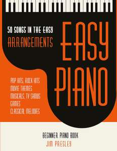 Easy Piano book in kindle £7.39 (Free with Kindle Unlimited) - Amazon