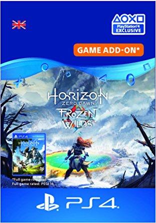 Horizon Zero Dawn - The Frozen Wilds (DLC) PS4 - £12.82 with 5% FB code @ CD Keys