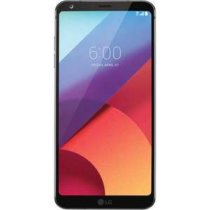 "Grade A Pristine LG G6 Astro Black 5.7"" 32GB 4G Unlocked & SIM Free £249.97 / £235.97 with which! Trial @ Appliances Direct"