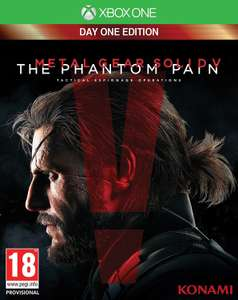 Metal Gear Solid V The Phantom Pain (used) £3.19 Xbox One / £3.99 PS4 Delivered @ Music Magpie