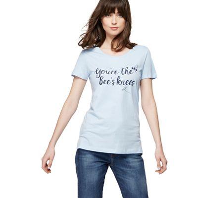 Red Herring Bee's Knees T Shirt  sizes 8-20 £5 + Free C+C w/code @ Debenhams