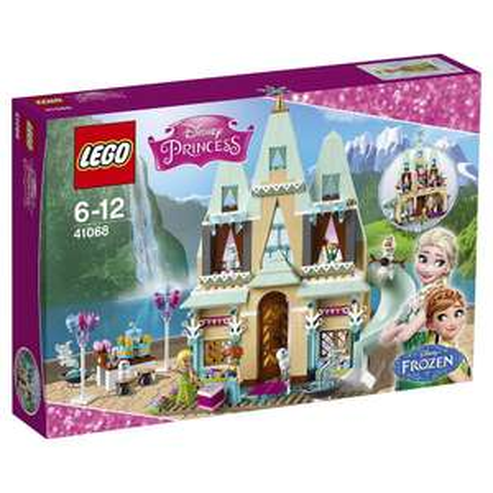 Lego Disney Princess Arendelle Castle Toy ages 6-12 - £27.60 Tesco Outlet eBay