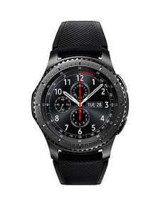 Samsung Gear S3 £228.99 Delivered with New Customer Code @ Very + £10 cashback at voucherbox