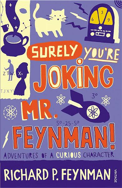 Surely You're Joking Mr Feynman? 99p at Google Play