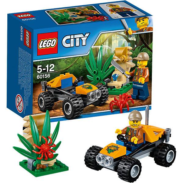 "LEGO UK 60156"" Jungle Buggy instore £1.20 @ Asda (Ware)"
