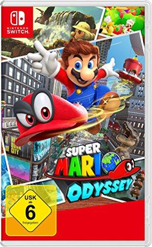 Super Mario Odyssey [Switch] £35.19 @ Amazon.de