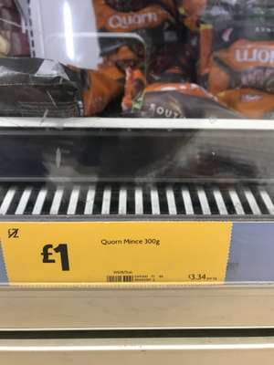 Quorn Mince 300g  £1 in Morrisons