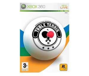 Rockstar Table Tennis (Xbox 360) £2 @ CEX (Backwards Compatible June 7th)