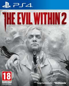 (PS4) The Evil Within 2 (New) £9.89 Delivered @ Music Magpie