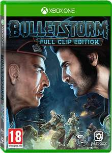 Bulletstorm: Full clip edition (Xbox one preowned) £7.50 delivered @ CeX