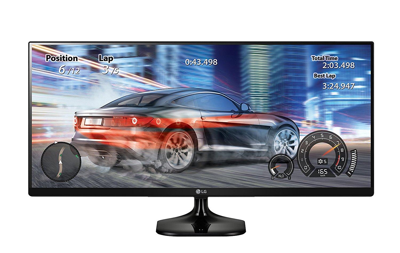 "LG 25UM58 25"" Ultrawide IPS Gaming Monitor 2560 x 1080 £149.99 - Amazon Prime Exclusive"