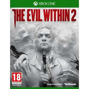 [Xbox One] The Evil Within 2 / Mass Effect Andromeda / Madden NFL 18 - £5.00 each / South Park: Stick of Truth - £10.00 (Last Guardian / Dishonored: Death of the Outsider PS4 - £5.00) - Smyths (C&C)