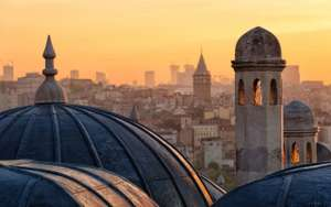 From London: Long Weekend (3 Nights) in Istanbul March 2019 £97.64pp @ Travelrepublic