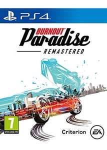 Burnout Paradise Remastered HD (PS4 / Xbox One) for £16.85 delivered @ Base