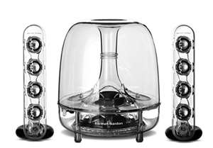 Harman-Kardon Soundsticks III USB, Wired £89.95 Dispatched from and sold by WorldTech UK - Amazon
