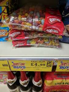 Barratt sour jelly beans 3KG £4.99 @ Home Bargains