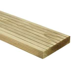 Wickes Value Pressure Treated Deck Boards - 25 x 120mm x 1.8m £3 each @ Wickes (other 4 day deals in OP)