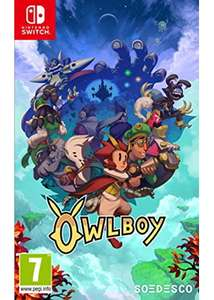 OWLBOY on Switch £19.99 @ Base.com