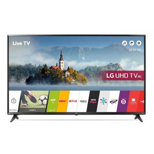 LG 43UJ630V 43 inch 4K Wi-Fi Smart TV + 6 Year Guarantee £329 @ Richer Sounds