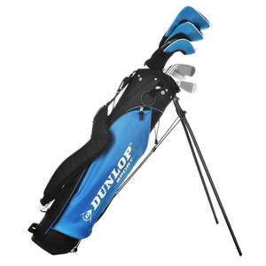 Dunlop DDH Golf Set - £70 / £74.99 delivered @  Sports direct