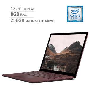 Microsoft Surface Laptop, Intel Core i5, 8GB RAM, 256GB Solid State Drive, 13.5 Inch Notebook at Costco for £999.99