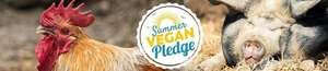 The Summer Vegan Pledge 2018!