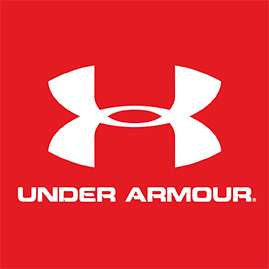Under Armour 15% discount