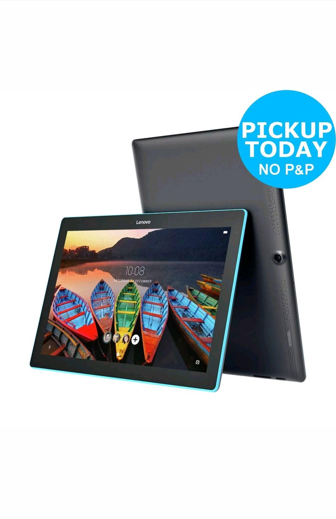 Lenovo Tab 3 10.1 Inch 16GB Android WiFi Tablet - Black £99.99 @ Argos ebay