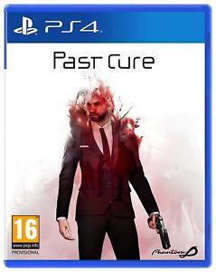 Past Cure PS4 £9.99 (Ex-Rental) £9.99 @ boomerang / ebay