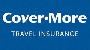 20% all travel insurance policies from Cover-More