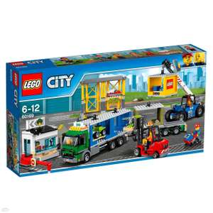 LEGO 60169 City Cargo Terminal John Lewis/Amazon £39