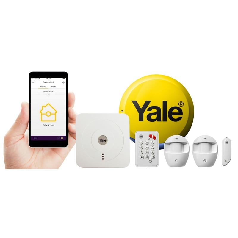 Yale Smart Home Alarm Kit £189 @ Homebase
