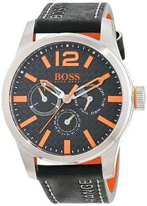 Hugo Boss Paris Men's Watch Black Amazon NON-PRIME and PRIME £59.50