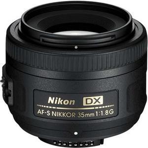 Nikon AF-S 35mm f/1.8G DX Lens £139 @ Jessops