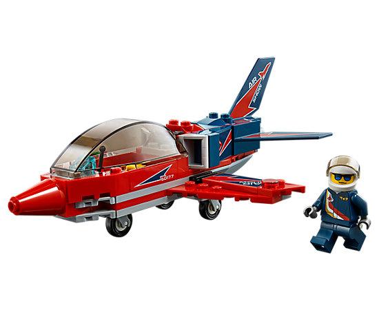 Lego City - Airshow Jet - 60177 £1.99 instore @ Asda Forfar