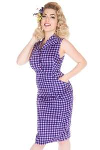Pretty Dresses from £20, made in London, big sale @ Lady V London (+£3.95 P&P)