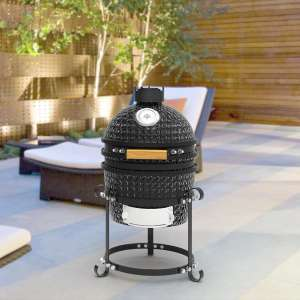 """Pit boss 13.5"""" kamado grill ceramic £159.99 from 11/06 @ Costco online offer"""