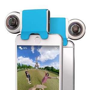 GIROPTIC IO - HD 360° Camera for iPhone and iPad £82.78 @ Amazon