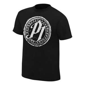WWE AJ Styles t-shirt £3.50 plus 50% off selected apparel WWE Euroshop (+£4.25 P&P)