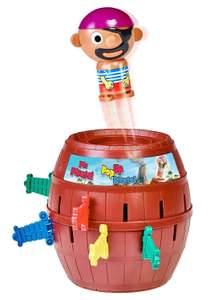 Amazon Warehouse - TOMY - Pop Up Pirate Used Like New - £3.71 Prime £8.20