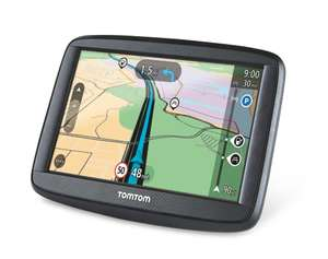 "Tom tom start 52 5"" satnav with free life time update £89.99 @ Aldi"